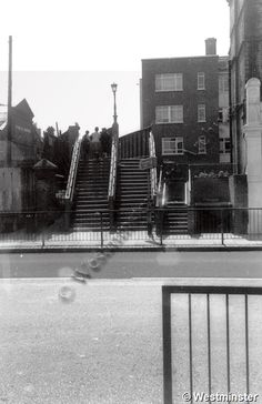 Halfpenny Steps • Harrow Road • 1979