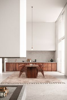 Home Interior Design .Home Interior Design Küchen Design, Deco Design, Home Design, Layout Design, Clean Design, Design Ideas, Rustic Kitchen, Kitchen Dining, Kitchen Decor