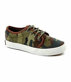 Polo Ralph Lauren Boys Ethan Casual Sneakers #Dillards