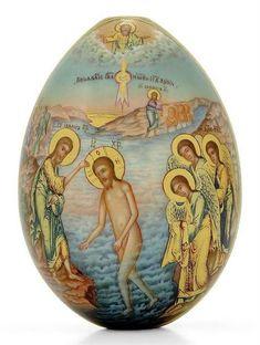 Precious Russian porcelain Easter Eggs - easter eggs Photo (22155213) - Fanpop