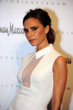 victoria beckham, dress is stunning