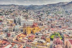 Guanajuato Photo by Eric Betanoff — National Geographic Your Shot