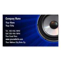 335 best dj business card templates images on pinterest business dj business cards dj business cards business card templates audio engineer engineering friedricerecipe Choice Image