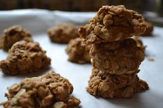 Oatmeal Raisin Cookies | Vegan: To Be or Not To Be