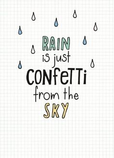 leuke quote regen