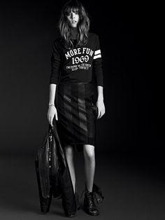 Galeria de Fotos Freja Beha retorna em campanhas // Foto 6 // Notícias Models // FFW