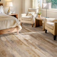 Shaw Floors Resilient Vinyl Plank In Easy Style Is A Marriage Of Stone And Wood The Result