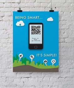 be smart. on Behance