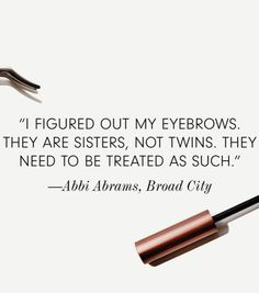 More from ITG Brow Month—> https://intothegloss.com/brows/