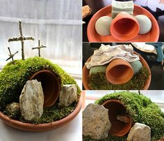 10 craft and many decoration ideas for festive Easter table decorations and a happy Easter mood, . - 10 craft and many decorating ideas for festive Easter table decorations and a happy Easter mood, # - Easter Table Decorations, Decoration Table, Craft Decorations, Craft Ideas, Coffee Desk, Diy Y Manualidades, Diy Ostern, Diy Décoration, Easy Diy