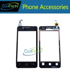 1PC/Lot Black And White Color For Lenovo a319 Touch Screen Digitizer Touch Glass Replacement Part Free Shipping