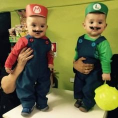 Agustín y Carlos, ¡tremenda foto chicos! https://instagram.com/babytuto/