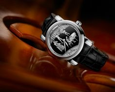 Another Stunning Timepiece by Ulysse Nardin: The Jazz Minute Repeater