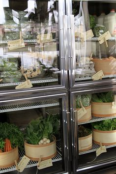 #storage lovely display for veggies and eggs