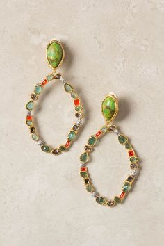 Riverbed Earrings - Anthropologie.com