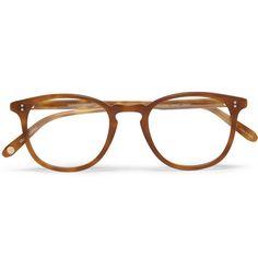 5a498f08425e Garrett Leight California Optical Kinney D-Frame Acetate Optical Glasses