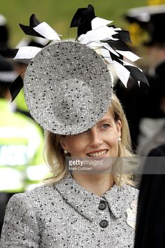 The Countess of Wessex - Royal Hats