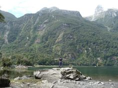 Experiencing the glorious Milford Track. (March 2013)