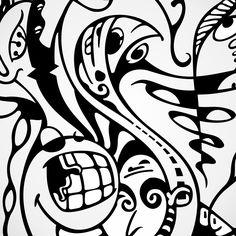 multiangulaR specieS Tribal Tattoos, Arabic Calligraphy, Art, Arabic Calligraphy Art, Kunst, Art Education, Artworks