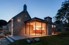 Великолепный дом в сельской местности от компании van Ellen + Sheryn (полное описание http://destads.ru/?p=8994) #дизайн #архитектура #интерьер #экстерьер