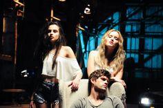 "DINAMA ""I Believe In Love"" Music Video Stylist Yuliia Barbashova Sexy Cast Close up #stylist #music video #wardrobe #filmmaking #video #youtube"