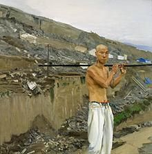 liu xiaodong artist | The Three Gorges Project: Paintings by Liu Xiaodong | SF Station