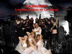 LOS FANTASMAS DE LA DANZA. Musical con DFlow. 2011