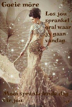 Things that make me starry eyed Bible Study Notebook, Goeie More, Starry Eyed, Afrikaans, Beautiful Images, Girly Things, Good Morning, Feminine, Formal Dresses