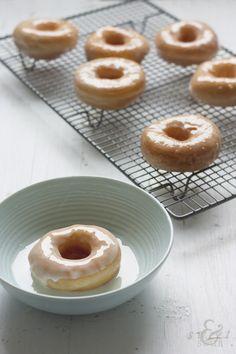 DONUTS. Paso a paso, receta y consejos para conseguir el donut perfecto.