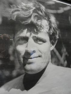 Jack London! Fantastic author. Want to read about the great outdoors, this is your guy!