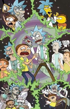 Rick And Morty Cartoon Network iPhone Wallpaper is the best high definition iPhone wallpaper in You can make this wallpaper for your iPhone X backgrounds, Mobile Screensaver, or iPad Lock Screen Cartoon Kunst, Cartoon Art, Cartoon Crossovers, Cartoon Characters, Cartoon Wallpaper, App Wallpaper, Ricky Y Morty, Rick And Morty Drawing, Rick And Morty Poster