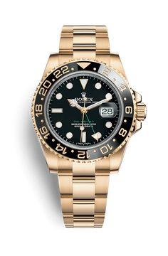 Rolex GMT-Master II Watch: 904L steel REF No. 116710LN