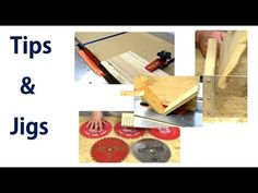 (1) Woodworking Tips and Tricks, Woodworking Jigs & Laser Engraver Software - YouTube