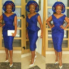 Hello Beautiful Ladies,    Compliment of the season as Easter is approaching, we at owambe fashion corner decide to present you with som...