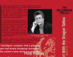 "Check out new work on my @Behance portfolio: ""BOOK COVERS// Stieg Larsson's Trilogy ""Millennium"""" http://be.net/gallery/58258165/BOOK-COVERS-Stieg-Larssons-Trilogy-Millennium"