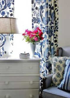 100+ Bedroom with Floral Curtains