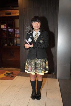 メリッサちゃん、女性歌手1位に=グローボ・プレスアワード・ジャパン
