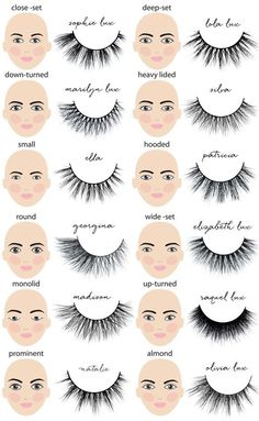 Mini Post Edition! Picking the perfect pair of lashes is like choosing the best suitable shape wear for that super sassy dress. This Holiday season, do your eye-makeup justice and dress her in the lash of her dreams (LOLOL!!) I...