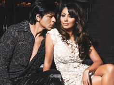 SRK's birthday message for Gauri http://ndtv.in/15mcR32