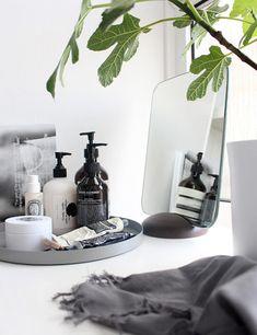 Skapa spa-känsla i badrummet – knep   ELLE Decoration