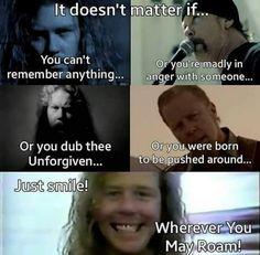 Metallica #James