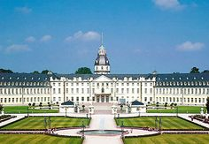 Karlsruhe Palace - Karlsruhe is one of the culturally richest cities found in the Federal Republic of Germany.