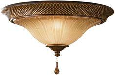 "Murray Feiss Celine Collection 13"" Wide Ceiling Light | LampsPlus.com"