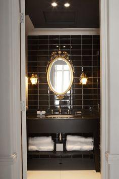 Alphen Boutique Hotel | Constantia, Cape Town #Bathroom #Interior #Design
