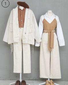 Korean Fashion Similar Look Pin by Aki Warinda ? Korean Fashion Similar Look Pin Fashion Couple, Teen Fashion Outfits, Look Fashion, Casual Outfits, Cute Outfits, Fashion Fall, Fashion Men, Rock Outfits, 2000s Fashion