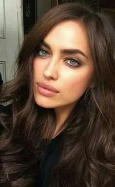 Image result for irina shayk hair color