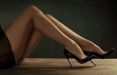 Legs, tights and heels Sexy High Heels, Black Stiletto Heels, Beautiful High Heels, Sexy Legs And Heels, Beautiful Legs, Nylons, Pantyhose Heels, Stockings Heels, Tights And Heels