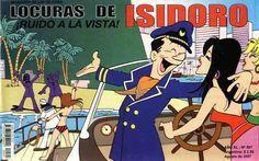 Las locuras de Isidoro Cañones