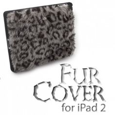 Ion Factory Fur Cover für iPad 2/ iPad mit flauschiger Felloberfläche bei StyleMyPhone.de Ipad 2 Case, Ipad 4, Samsung, Cover, Accessories, Slipcovers, Jewelry Accessories