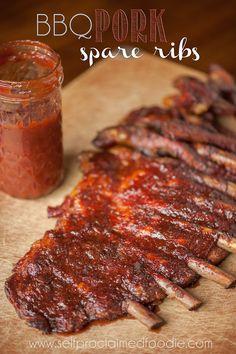 Ribs, Pork ribs and Regional on Pinterest
